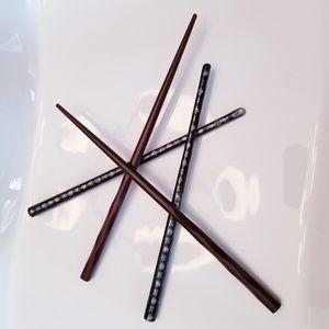 Accessories - ☕ 3/$15 ☕ 2 Hair Chopstick Sets